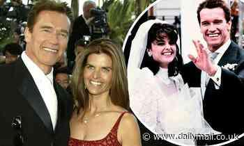 Arnold Schwarzenegger 'files declaration of disclosure' in decade-long divorce from Maria Shriver