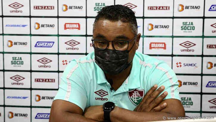 Roger Machado explica mudanças no Fluminense - Gazeta Esportiva