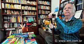 Ângelo Machado ganha homenagem no Salão do Livro Infantil e Juvenil de MG - Estado de Minas