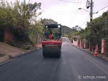 Trânsito na Estrada Cristovão Machado de Campos volta ao normal   SC Hoje News - SC Hoje News