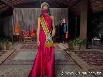 Campista Victória Machado é a Miss Pacífic Rio de Janeiro Teen 2021 - Portal Ururau - Ururau