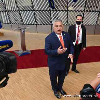 EU-leiders niet mals voor 'achterlijke' Hongaarse antihomowet