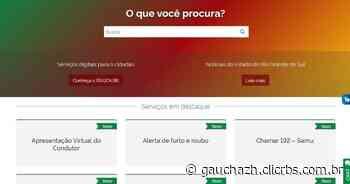 Rio Grande do Sul chega a 61% de digitalização nos serviços - GZH