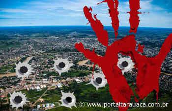Rio Branco e Cruzeiro do Sul estão entre as 15 cidades mais violentas do país, diz instituto - PORTAL TARAUACÁ
