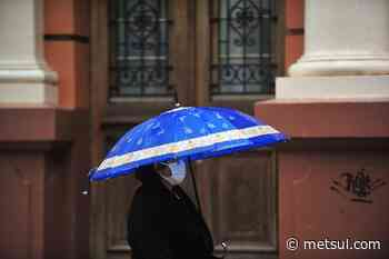 Chuva retorna em parte do Rio Grande do Sul nesta quarta-feira - MetSul Meteorologia