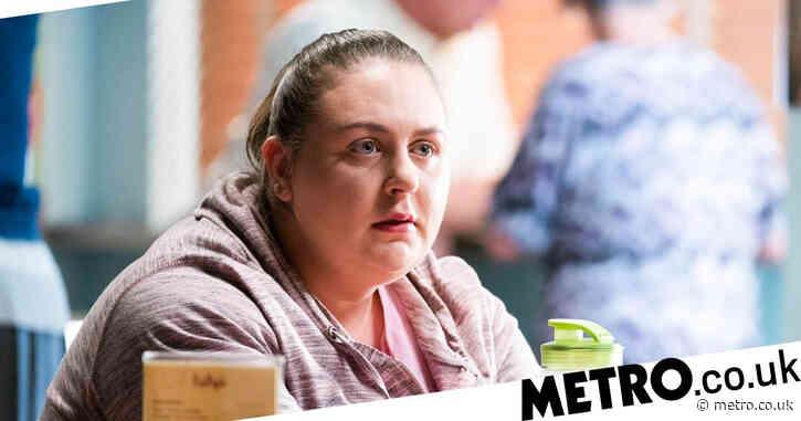 EastEnders star Clair Norris on Bernie's diet pill danger and love life future