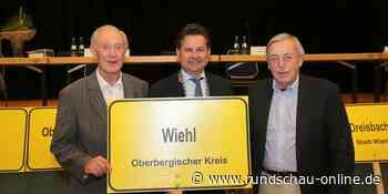 Wiehl: Prominente gratulierten per Video zu 50 Jahren Stadtrechte - Kölnische Rundschau