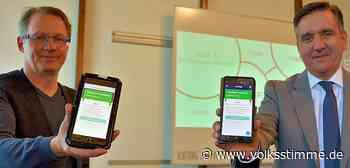Wie geht es weiter mit der PassGo-App aus Halberstadt? - Volksstimme