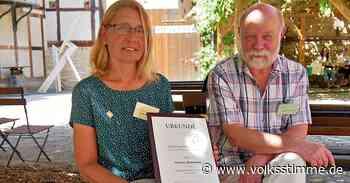 Halberstadt würdigt eine Liebe auf den ersten Blick - Volksstimme
