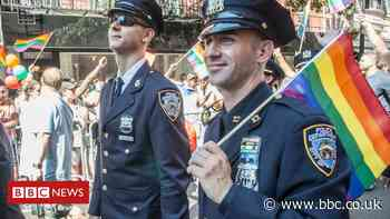 Why New York Pride parade has barred uniformed police officers