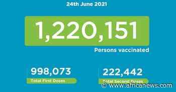 Coronavirus - Kenya: COVID-19 Vaccination (24 June 2021) - Africanews English