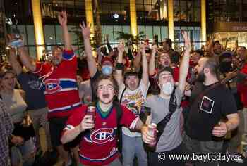 A plea for more help and the Habs party gets rowdy: In The News for June 25