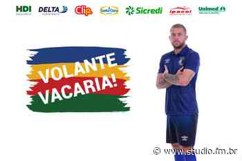 VEC anuncia a contratação do volante Vacaria - Rádio Studio 87.7 FM | Studio TV | Veranópolis