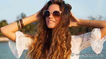 Sommer-Haartrend 2021: Dauerwelle zaubert sanfte Beach Waves ins Haar - BRIGITTE.de