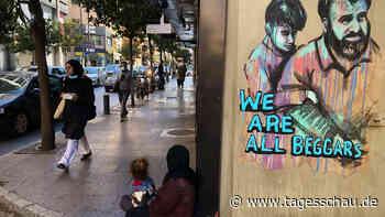 "Krise im Libanon: ""Warten, dass Gott uns hilft"""