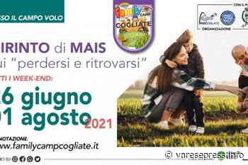 Milano. Cogliate ospiterà la manifestazione Family Camp - varesepress.info