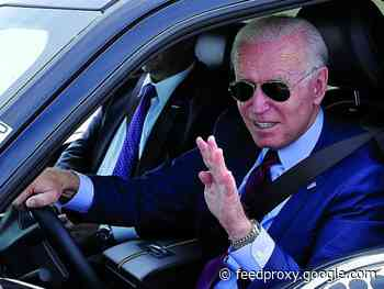 Biden's goal of 500,000 EV chargers intact after deal with senators