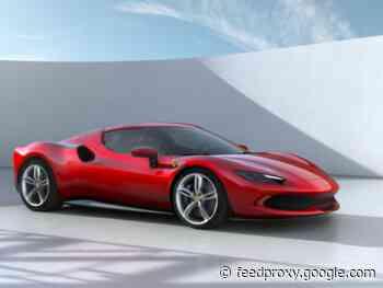 Ferrari 296 GTB draws on new V-6, plug-in hybrid tech to reach new power levels