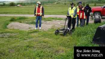 Mehr als 700 Gräber bei weiterer Schule für Indigene gefunden