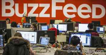 Fenwick, BraunHagey land Buzzfeed's $1.5 bln SPAC merger - Reuters
