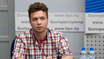 Dissident Belarusian journalist moved to house arrest