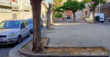 Piazza Genova Adrano: degrado totale - La Sicilia