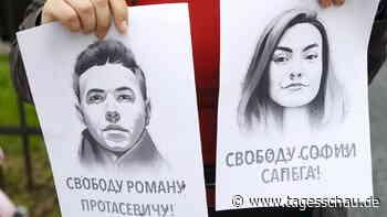 Belarusischer Blogger: Protassewitsch in Hausarrest verlegt