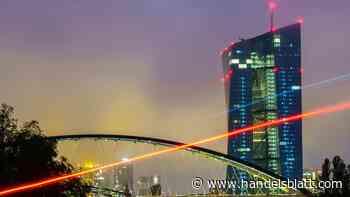 Regulierung: EZB überwacht künftig auch systemrelevante Investmentfirmen