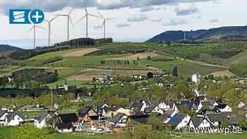 Entscheidung zum Windpark auf der Sange in Eslohe - WP News