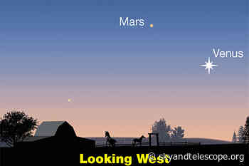 This Week's Sky at a Glance, June 25 – July 3