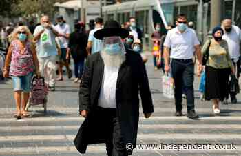 Israel to bring back indoor mask mandate from Sunday, health official says