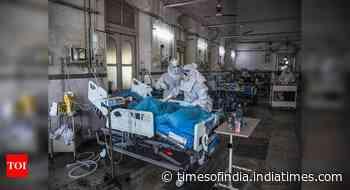 Coronavirus in India: Maharashtra reports 9,844 Covid cases, Delhi 109 - Times of India