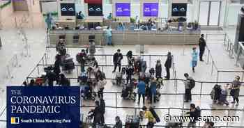 Hong Kong airport sample centre identified as probable source of Delta variant - South China Morning Post