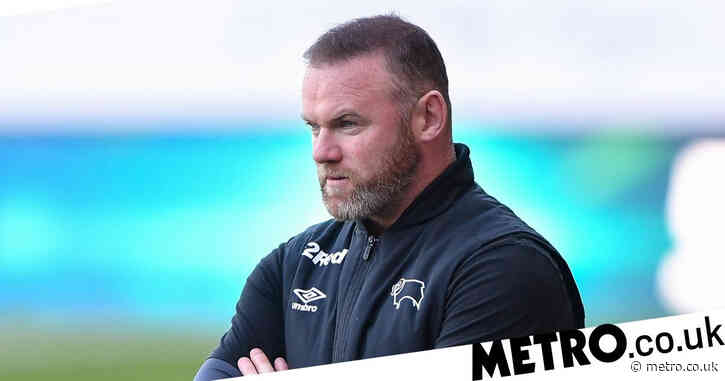 Wayne Rooney plans Derby County exit if club relegated to League One with points deduction