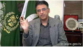 Coronavirus in Pakistan: Fourth wave could emerge in July, warns Asad Umar - Geo News