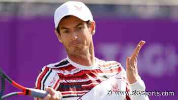Wildcard Murray draws Basilashvili in Wimbledon opener