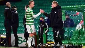 Lennon fires back at striker Griffiths over lack of commitment towards addressing lockdown fitness