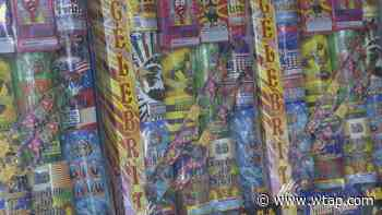 Nationwide firework shortage caused by high demand and higher shipping costs - WTAP-TV