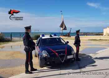 Mazara del Vallo. Tenta la fuga a bordo di bicicletta rubata, arrestato dai Carabinieri ladro seriale - Libertà Sicilia