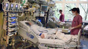 Liveblog:++ Häufiger Klinik-Aufenthalte bei Delta-Mutante ++
