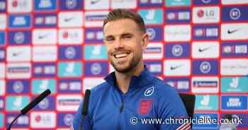 Jurgen Klopp teases Jordan Henderson ahead of England vs Germany