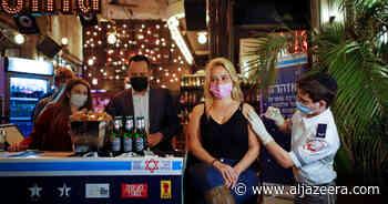 Israel reimposes indoor mask requirement amid COVID spike - Al Jazeera English