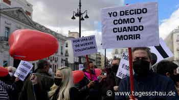 Sterbehilfe in Spanien: Ein selbstbestimmter Tod - mit Gegnern