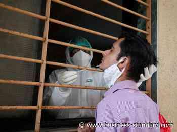 Odisha registers 2,912 new coronavirus cases, 40 fresh fatalities - Business Standard
