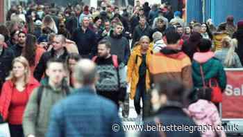 Northern Ireland's population risesto almost1.9m