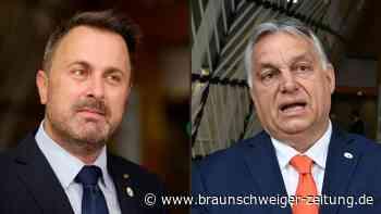 """Luxemburgs Ministerpräsident: Orban ist """"nicht mehr derselbe"""""""