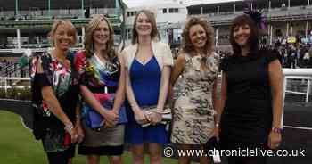 Spot yourself in our gallery of Plate Day at Newcastle Racecourse 10 years ago