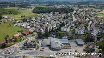 22 neue Einfamilienhäuser beflügeln Wachstum von Rain - Luzerner Zeitung