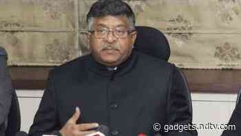 Twitter Briefly Denies Access to IT Minister Ravi Shankar Prasad's Account Over Violation of US Copyright Act