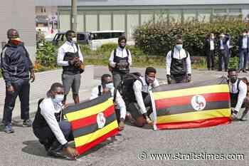 Olympics: Uganda team coach arriving in Tokyo had Delta coronavirus variant - The Straits Times